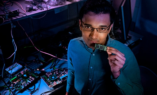 A new neuromorphic chip mimics our nose's neurocircuitry by smelling