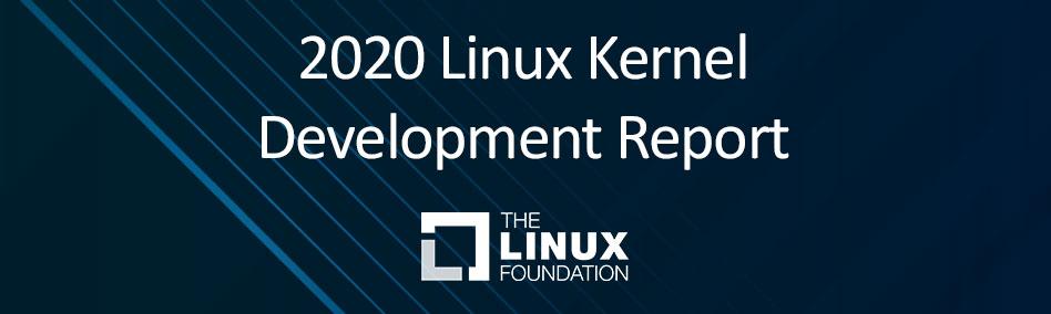 Linux Kernel Development Report 2020, ya disponible