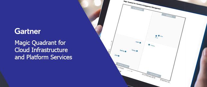 2020 Gartner Magic Quadrant for Cloud Infrastructure and Platform Services