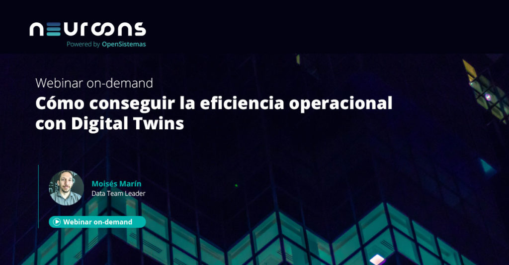 Webinar on-demand sobre Digital Twins
