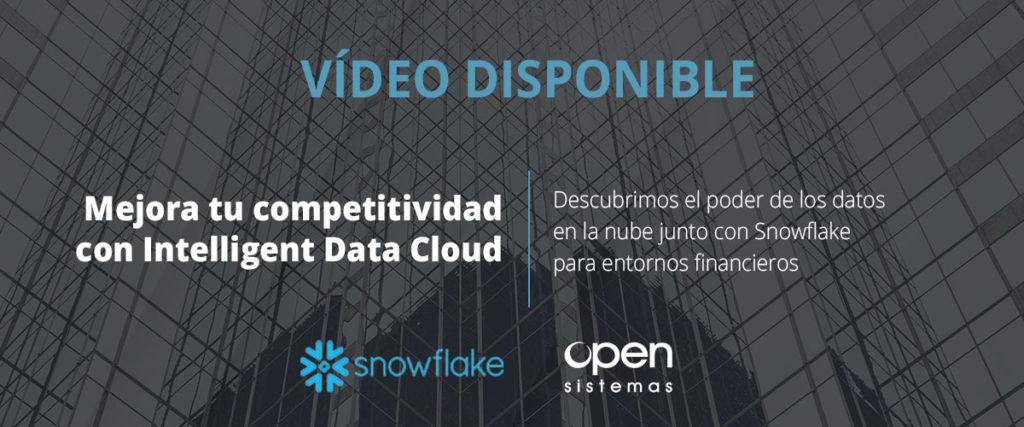 Mejora tu competitividad con Intelligent Data Cloud